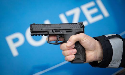 Neue Polizeiwaffen in Niedersachsen