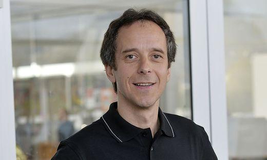 Johannes Sturm ist FH-Professor