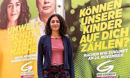 Sandra Krautwaschl (Grüne)