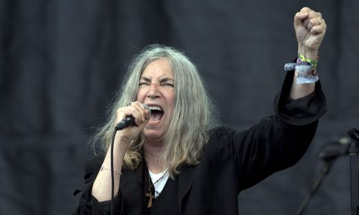 "Patti Smith: Die ""Godmother of Punk"""