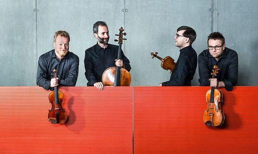 Zemlinsky Quartett