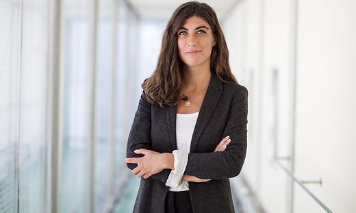 Die Journalistin und Autorin Melisa Erkurt