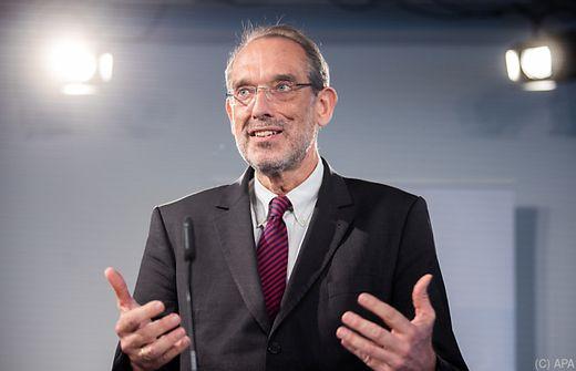 Bildungsminister Faßmann (ÖVP)