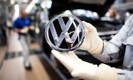 Volkswagen mit maeszigem ersten Quartal erwartet