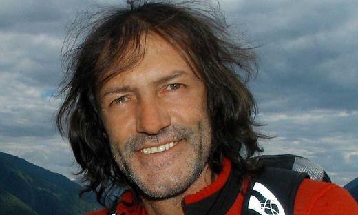 Extremsportler Hans Kammerlander liebt die Berge