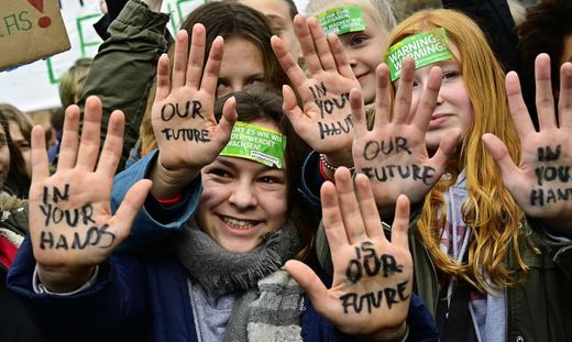 GERMANY-ENVIRONMENT-CLIMATE-YOUTH-DEMO