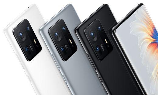 """Mit """"unsichtbarer"""" Frontkamera ausgestattet, aber vorerst nur in China verfügbar: Xiaomis MIX4"""