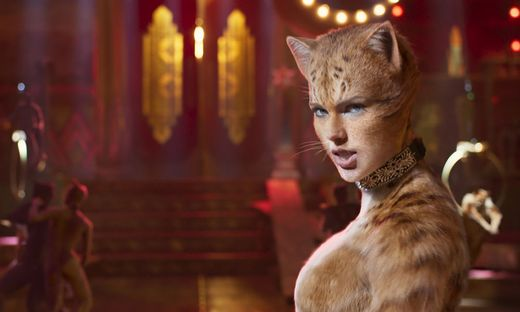 "Tylor Swift ist Teil des ""Cats""-Casts."