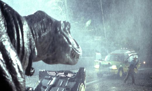 """""""Jurassic Park"""" von Steven Spielberg entfachte in den 1990er-Jahren einen Dino-Boom"""
