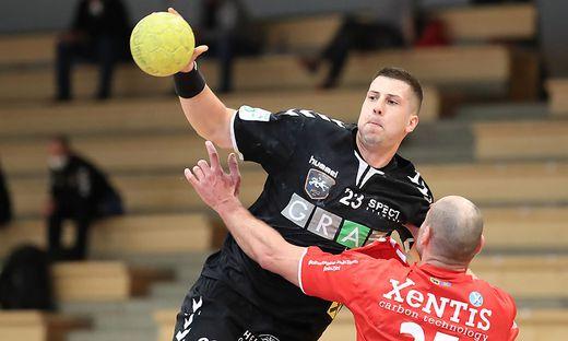 Action pur in der höchsten Handballliga Österreichs