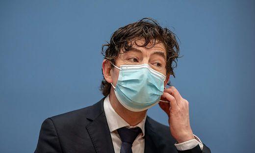 Berliner Virologe Christian Drosten