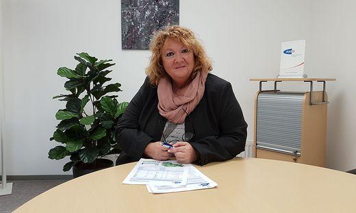 Lieselotte Puntigam ist Leiterin des AMS Feldbach.