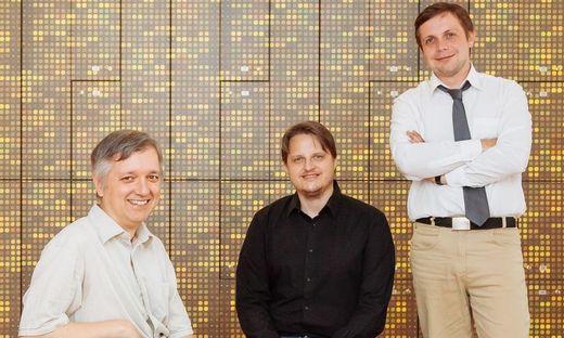 Innophore-Gründer: Gruber, Gruber, Steinkellner