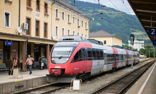 AUT, VVT, Aus fuer Korridorzug Lienz Innsbruck