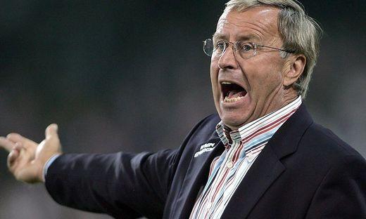 Josef Hickersberger blickt auf die EM 2008 zurück.