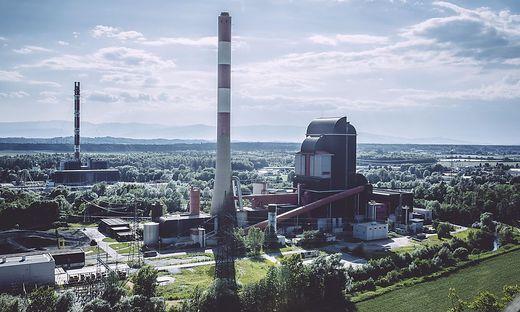 Das Kohlekraftwerk Mellach steht vor seiner letzten Heizsaison