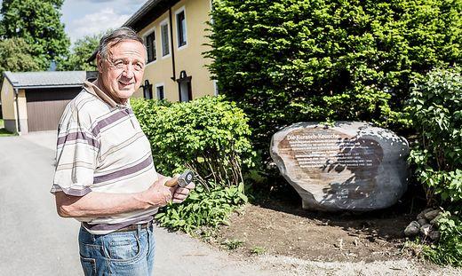 Heinz Antonitsch sieht sich im Recht