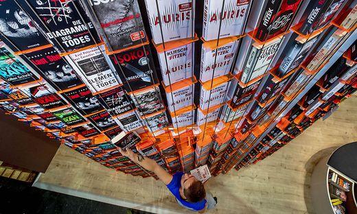 Die Frankfurter Buchmesse findet heuer gänzlich ohne Publikum statt