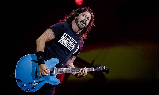 "Dave Grohl, Frontman der ""Foo Fighters"""