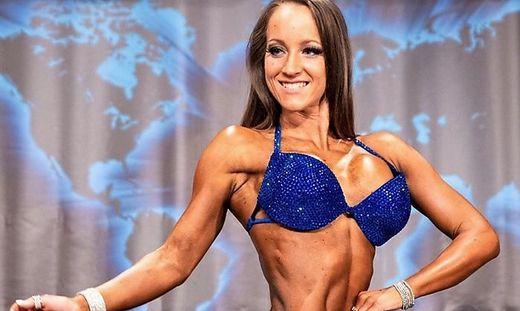 Bei der Meisterschaft in Wien holte Nicole Probst einen ersten und zweiten Platz