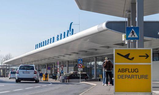 Passagier wurde bei Zwischenlandung in Graz aus dem Flugzeug gebeten