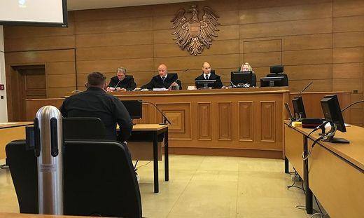 Ein Spittaler (28) musste sich Donnerstagvormittag am Landesgericht Klagenfurt verantworten