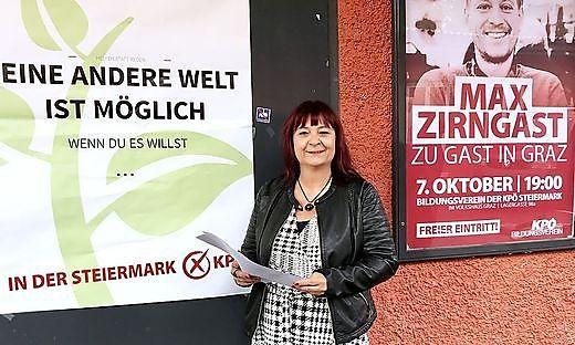 Claudia Klimt-Weithaler (KPÖ)