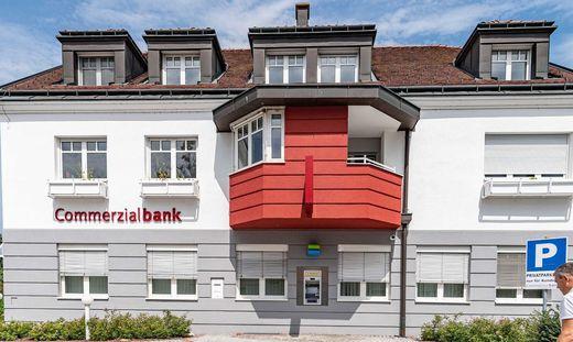Die Commerzialbank wird geschlossen
