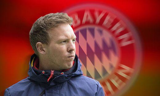 Offenbar sind sich Julian Nagelsmann und der FC Bayern einig
