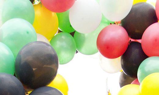 Kommt bald ein Verbot von Luftballons?