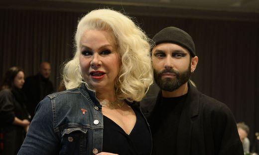 Dianne Brill mit Conchita