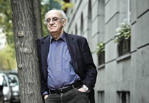 Greek writer Petros Markaris