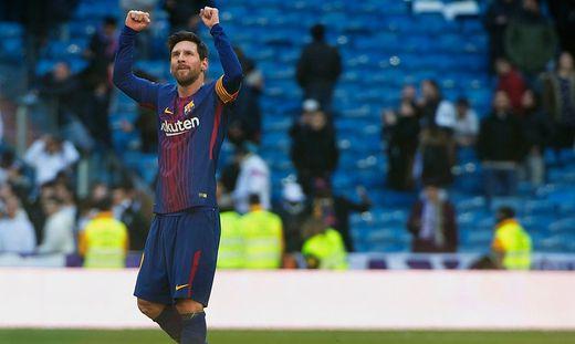 Katalonien-Klausel enthüllt Spielt Messi bald in der Bundesliga?