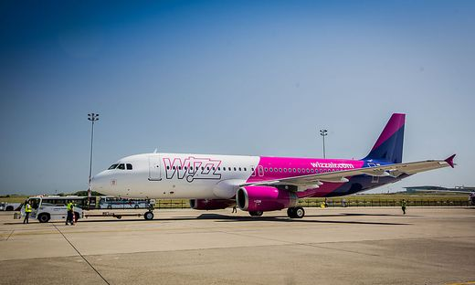 Ab 2019 sollen ab Wien 30 Destinationen mit Wizz Air buchbar sein