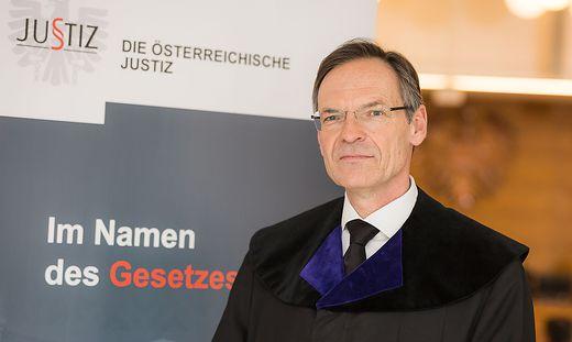 Seit Juni ermittelt die Staatsanwaltschaft gegen Bernd Lutschounig