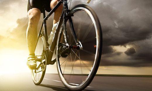 Unfall mit Rennrad in Peggau