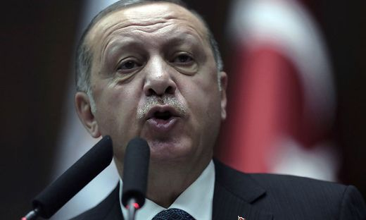 Erdogan greift seinen französischen Amtskollegen Macron scharf an