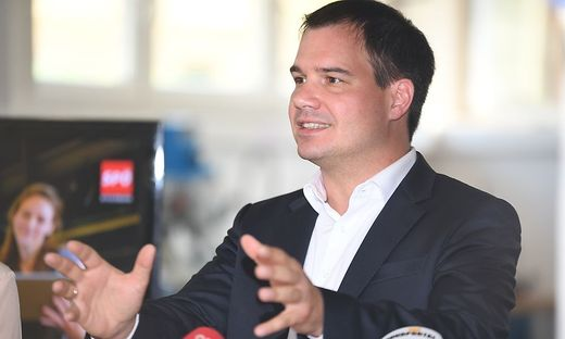 SPÖ-Landeschef Schickhofer