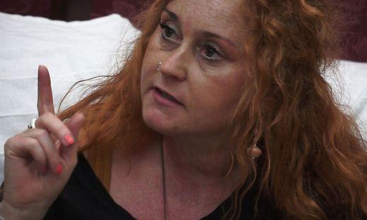 Evelin Wille, Darstellerin der Sabina