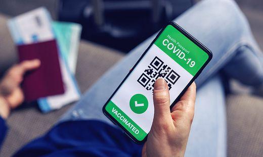 Der grüne Pass - ab 4. Juni digital