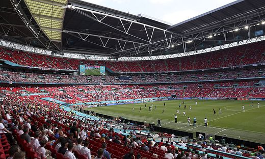 Die Austragung des EM-Finales in London gerät ins Wanken
