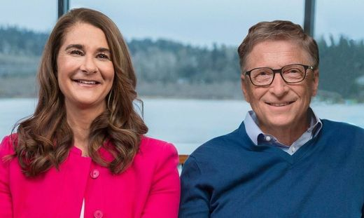 (190213) -- KIRKLAND (U.S.), Feb. 13, 2019 () -- Photo provided by Bill & Melinda Gates Foundation shows that Bill Gate