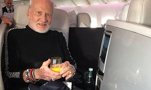 Neuseeland Twitter: Neuseeland: Früherer US-Astronaut Aldrin Aus Krankenhaus
