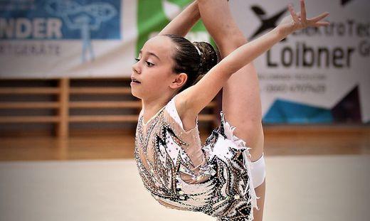Chiara Adler, Proleb, Rythmische Sportgymnastik