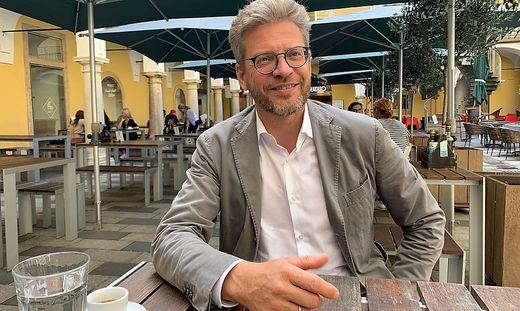 Martin Wäg ist Vorstand von Kastner & Öhler