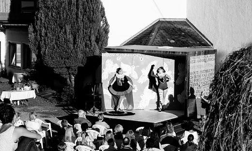 Der Theaterwagen Porcia ist wieder auf Tour, unter anderem in Feistritz an der Drau