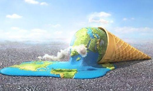 Sujetbild Erderwärmung