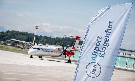 The new Airport Klagenfurt