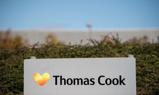 Der britische Konzern Thomas Cook schlitterte in die Pleite