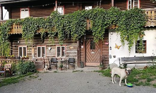 Das Haus in Himmelberg, das jetzt zu haben ist - geschenkt